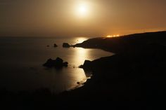 Aphrodite's Rock-Paphos,Cyprus by Vangelis Mavronikolas