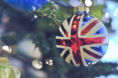 Union jack ornament. all things union jack