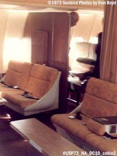 Airplane Seats, Airplane Travel, Vintage Travel, Vintage Airline, Airplane Interior, First Class Seats, Aircraft Interiors, National Airlines, Civil Aviation