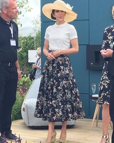 Crown Princess Mary opened the exhibition CPH garden. (21/06/2017)