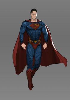 Superman Suit, Superman Family, Superman Man Of Steel, Marvel Dc, Marvel Comics, Superman Pictures, Fire Photography, Adventures Of Superman, Super Man