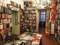 Im Bücherparadies in Prag: Bei Shakespeare & Son