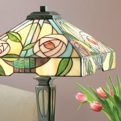 Willow Stylish rose typical of Mackintosh designs are highlighted in subtle colours to match your interior