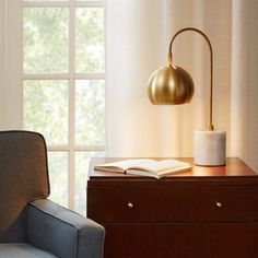 Shop for Madison Park Signature Halsey White/Gold Table Lamp. Get free shipping at Overstock.com - Your Online Home Decor Outlet Store! Get 5% in rewards with Club O!