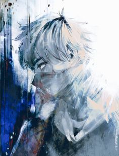 Hide is one of the most interesting characters because of the sheer mystery surrounding him. We still don't know his true purpose or why he was being hunted by V. Image Tokyo Ghoul, Hide Tokyo Ghoul, Kaneki, Manga Art, Manga Anime, Anime Art, Otaku, Estilo Anime, Image Manga