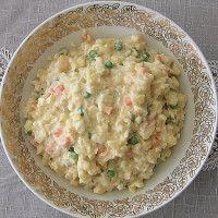 Zemiakový šalát s majonézou poctivý - Fajn Recepty