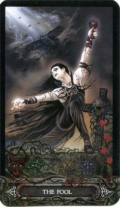 Tarot of Vampyres ► The Fool
