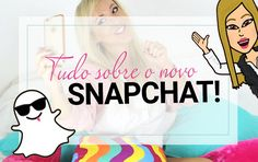 Já viu a nova versão do snapchat? Quer saber como fazer o seu emoji e filtros? Então venha assistir o novo TAGSnMe que eu conto tudo em detalhes!