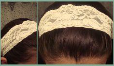 Super Duper Easy DIY Headbands