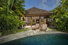 One Bedroom at Villa Kubu | bởi Bali Villa Rental Photo Gallery