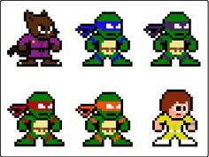 Teenage Mutant Ninja Turtles Classic Cartoon
