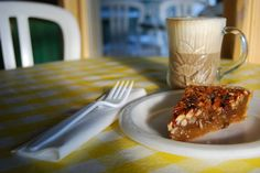 Signe's Heaven Bound Bakery & Cafe, Hilton Head Island This pie shop is considered a beloved treasure on Hilton Head Island. With flavors like Chocolate Chip Pecan (pictured), Nutella Brownie, and Fudge Snickers, one bite of these pies will leave you feeling like you're in heaven.