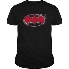(Tshirt Awesome Order) Batman Hardcore Noir Bat Logo Order Online Hoodies Tee Shirts
