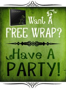 It Works body wraps- Ask me how you can host a Online Wrap party and get wrapped for FREE! call 520-840-8770 to book your party for January! http://bodycontouringwrapsonline.com/host-a-wrap-party