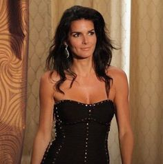 Angie Harmon looked stunning on The Conan Show. Learn how her look was created using Merle Norman products!