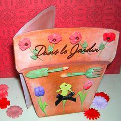 MJM Design Studios Lilies & Light Digikit Flower Pot Card. Flower Pots, Flowers, Design Studios, Lilies, Over The Years, Sunglasses Case, Crafting, Digital, Blog