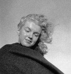 Marilyn by Andre de Dienes, 1946.