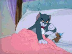 Every night... haha sorry baby...