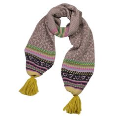 ERIBÉ Knitwear - Fox & Wren SCARF PIXIE (O/S) | Ladies | Shop