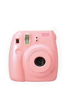 fujifilm instax mini8 pinkki kamera