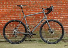 WIND17: Ronald's Special Allroader Ronald is a big guy and the road bike that he had been riding until recently did not really fit him that well. It needed quite a few headset spacers and a positive rise stem to get his bar at a usable height. Even...