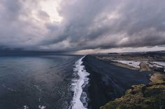 Black sands by Merlin Kafka on 500px