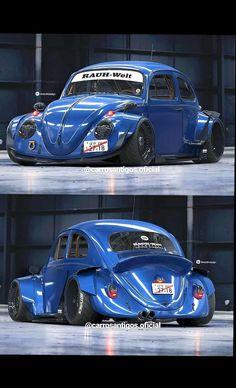 custom blue vw classic volkswagen – My World Custom Muscle Cars, Custom Cars, 147 Fiat, Auto Volkswagen, Vw Super Beetle, Vw Classic, Custom Hot Wheels, Vw Cars, Futuristic Cars