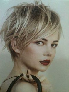 Top 20 Tousled Pixie Hairstyle - Reny styles