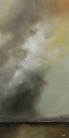 Adam Hall, Landscape art, Contemporary cloudscapes