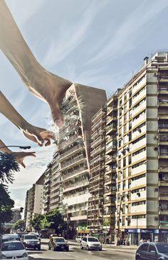 O mundo surrealista de Martín De Pasquale no Photoshop (FOTOS)