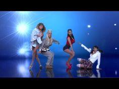 Ellen Degeneres shares all female cast of Magic Michelle - YouTube