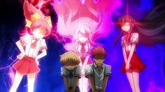 Baka and Test- Nice knowing you guys. Yandere Anime, Manga Anime, Baka To Test, Video Game Reviews, Anime Nerd, Girls Rules, School Life, Anime Figures, Gaming Computer