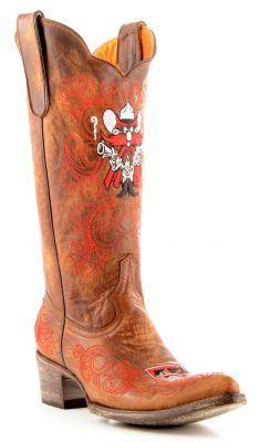 Texas Tech Gameday boots!  Love 'em!