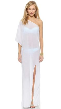 9seed Cyprus Cover Up Dress
