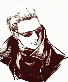 RE | Albert Wesker