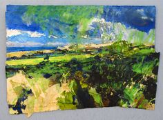 I SAW THIS OVER HEDGE SEA SUMMER has been sold