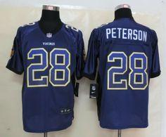 NFL Jerseys Nike - Minnesota Vikings - Nike Elite jersey on Pinterest | Minnesota ...