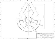 Autocad, Interesting Drawings, Mechanical Art, Cad Cam, Medieval Weapons, 3d Drawings, Technical Drawing, Karate, Engine