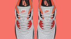 "Nike reinterprets the classic Air Max 90 ""Infrared"" to release the Nike Air Max 90 Ultra SE ""Infrared."" Keeping the overall look and feel of the original, the updated sneaker features a multi-density foam upper done in platinum, black and infrared with a black and white Ultra sole. Release date is July 29, 2016 at a retail price of $140."