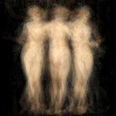 The Three Graces - Carlamaria Jackson - Celeste Prize 2014 Sketch Painting, Figure Painting, Greek Paintings, Oil Paintings, Maiden Mother Crone, Roman Gods, Images And Words, Sacred Feminine, Gustav Klimt