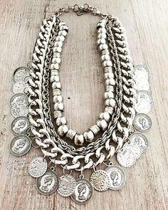 Pechera Coins - Comprar en Laquedivas