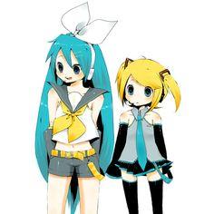cosplay hatsune miku hatsune miku (cosplay) ichihaya kagamine rin... ❤ liked on Polyvore featuring vocaloid, anime and anime girl