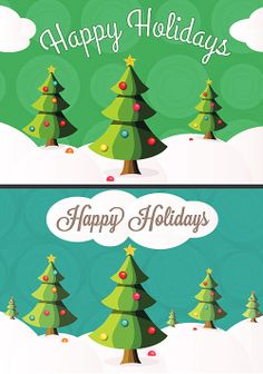 Christmas Cards #Chrsitmas #vectorgraphcis #vector #icons #backgrounds