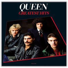 Universal Music Group Queen - Greatest Hits (2LP)