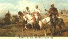 images of moors in paintings   Arab and Berber (Moor) paintings