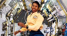 Mae Jemison - The first woman of color in space.  She talks about dreaming of going to space as a little girl, noticing the gender and racial discrimination in space exploration, and finally reaching the stars.  Now she has achieved her goal.  June 11, 2014