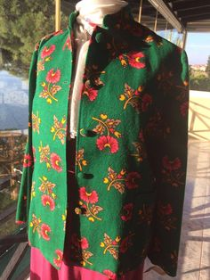 Handmade Clothes, Dress Making, Kimono Top, Dressing, Plus Size, Blazer, Sewing, Couture, My Style