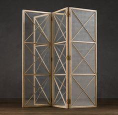 Weathered wood screen / room divider  hmm looks like i may need to make mine