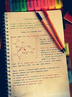studying: biology, molecules