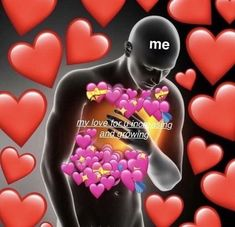 48 Best Hearts Everywhere Images Heart Meme Love Memes